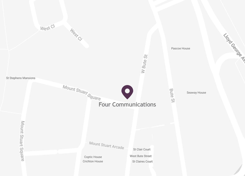 Four Cymru location