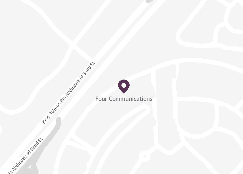 Four Dubai location