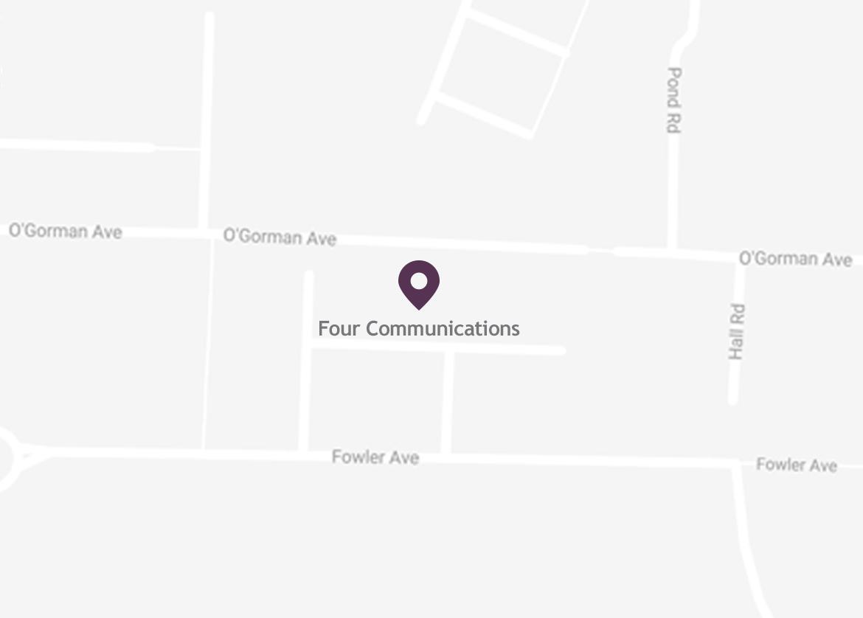 Map of Location in Farnborough
