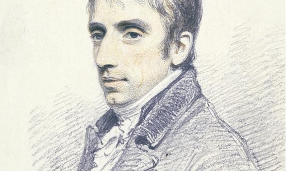 Drawing of Wordsworth
