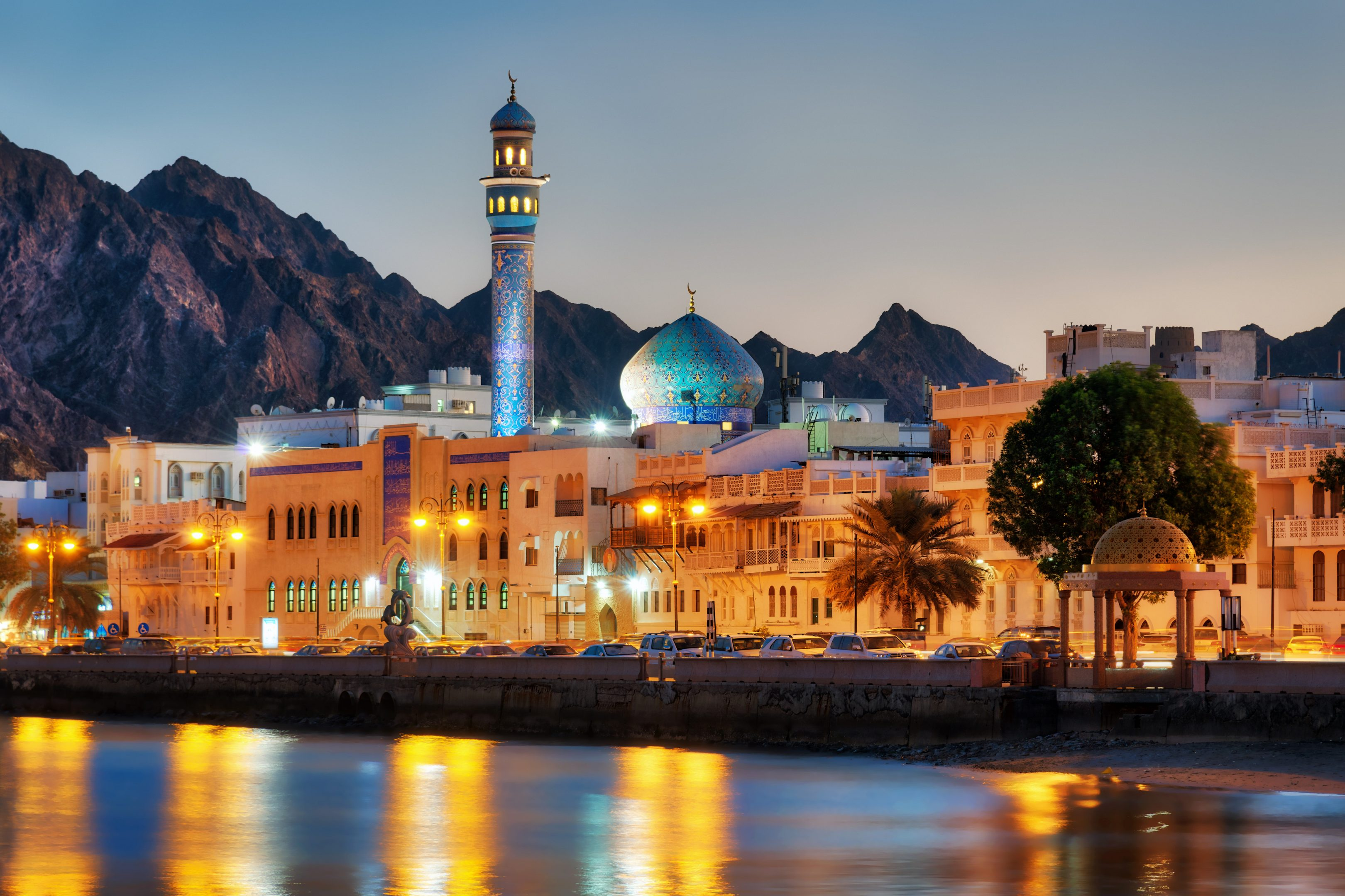 Destination focus: Oman | Four Communications