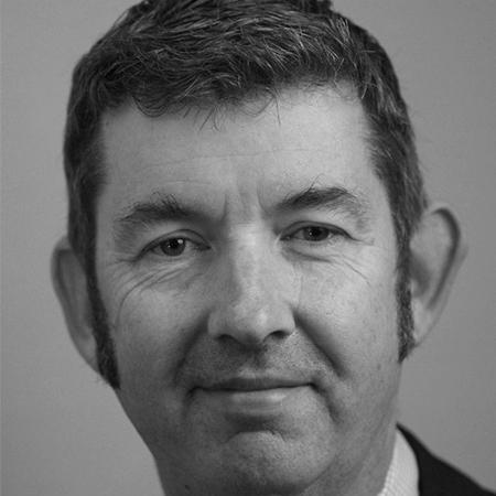 Deian Creunant<br/>Director of communications, Cymru