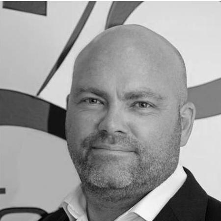 Ray Eglington<br/>Group managing director