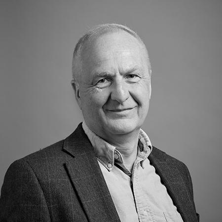 Roger Bushell<br/>Creative services director, health