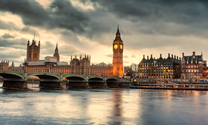 stormy westminster