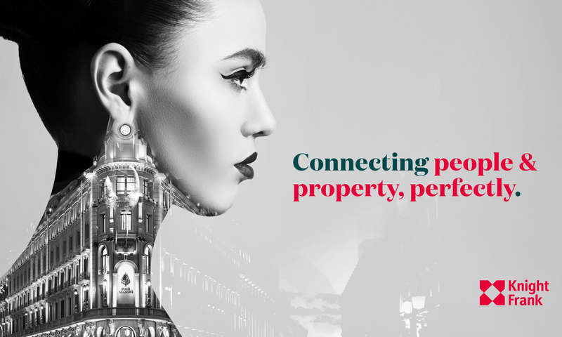Connection people & property, perfectly by Knight Frank