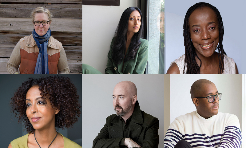 Booker Prize 2020 authors Southbank